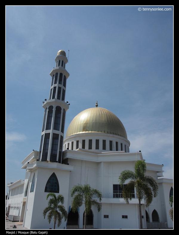 Mosque at Batu Gajah