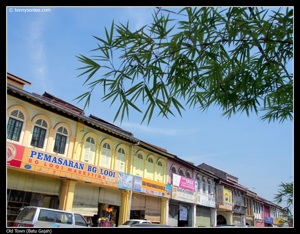 Old Town at Batu Gajah