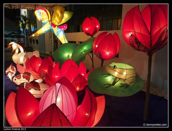 Central Market Lantern Festival 2013 (2)