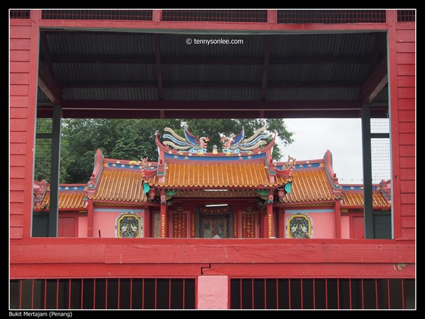 Hai Dong Ma Temple at Bukit Mertajam 大山脚海东妈庙