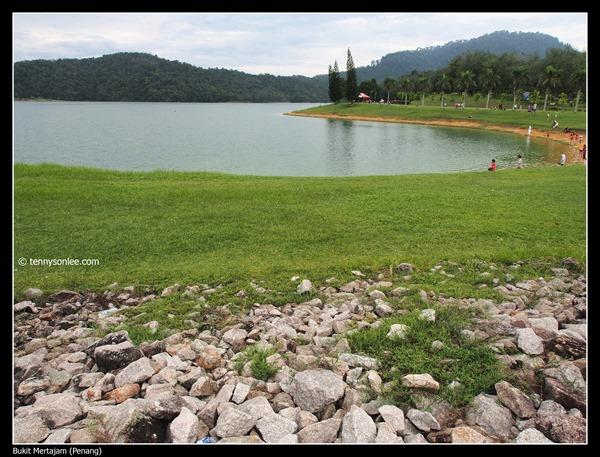 Mengkuang Dam at Bukit Mertajam 大山脚孟光水坝