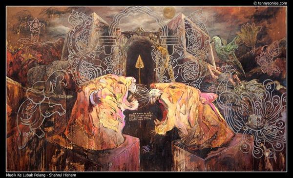 Mudik Ke Lubuk Pelang by Shahrul Hisham