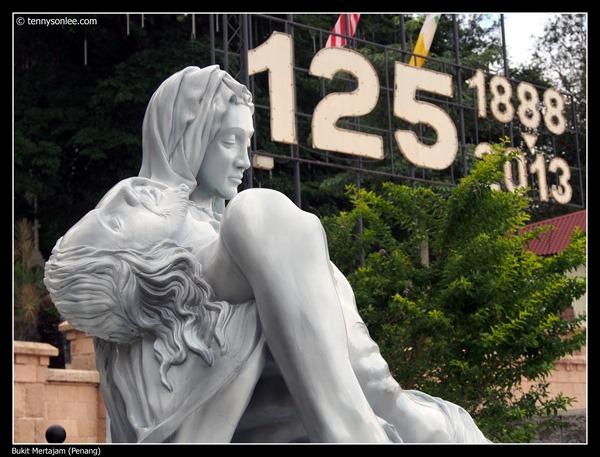 St. Anne's Church Bukit Mertajam 125 Anniversary  大山脚圣安纳天主教堂125周年纪念