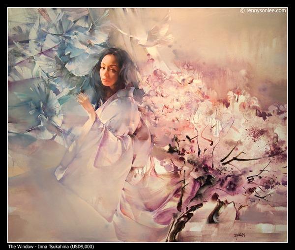 The Window by Inna Tsukahina