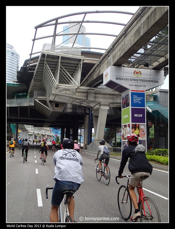World Carfree Day 2013 @ Kuala Lumpur (10)