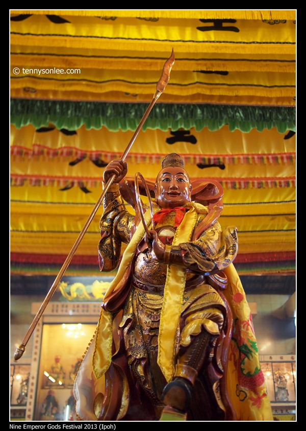 Ipoh Tow Boo Keong Temple Nine Emperor Gods  Festival 2013 怡保斗母宫九皇爷诞 (1)