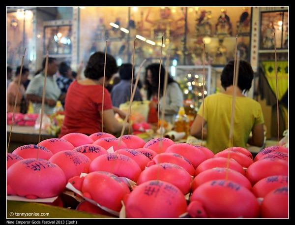 Ipoh Tow Boo Keong Temple Nine Emperor Gods  Festival 2013 怡保斗母宫九皇爷诞 (2)