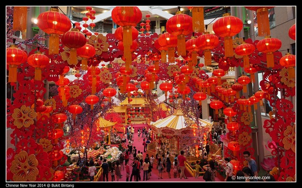 Pavilion KL Chinese New Year 2014 (6)