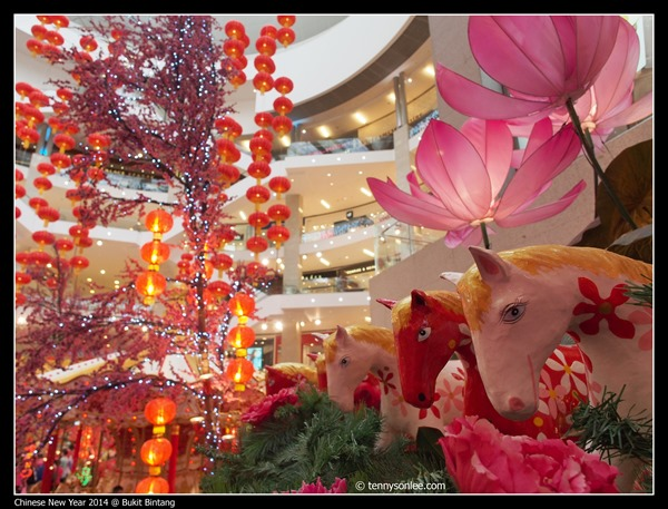 Pavilion KL Chinese New Year 2014 (7)
