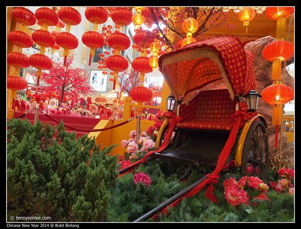 Pavilion KL Chinese New Year 2014 (8)