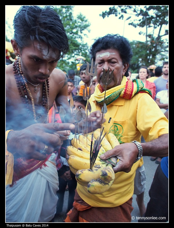 Thaipusam at Batu Caves 2014 (18)