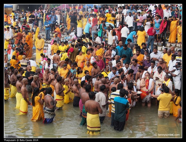 Thaipusam at Batu Caves 2014 (8)
