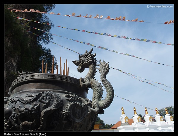 Dudjom New Treasure Temple 2014 (1)