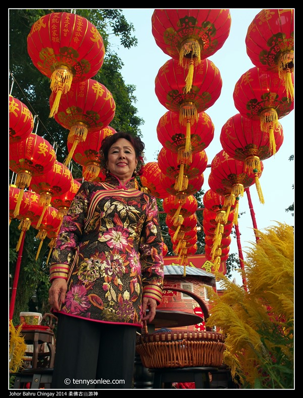 Johor Bahru Chingay 2014 柔佛古庙游神 (7)