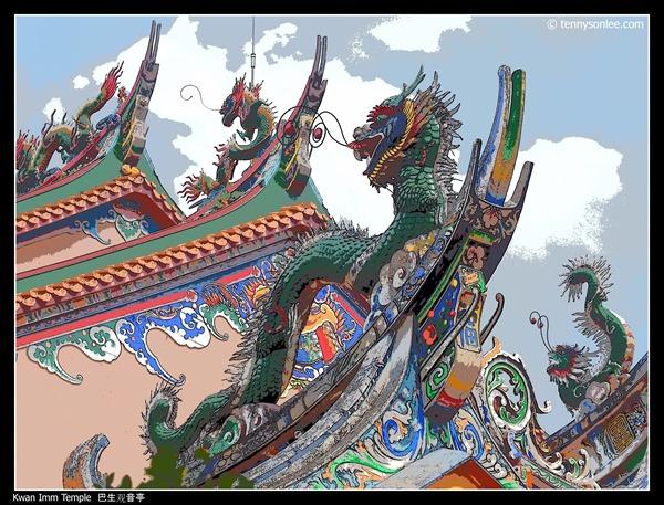 Kwan Imm Temple Klang (8)